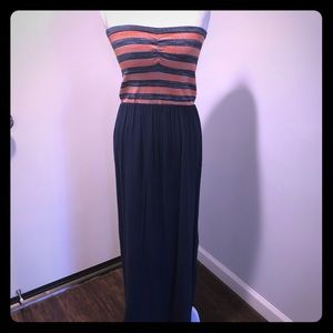 Rachel Roy maxi dress size Large